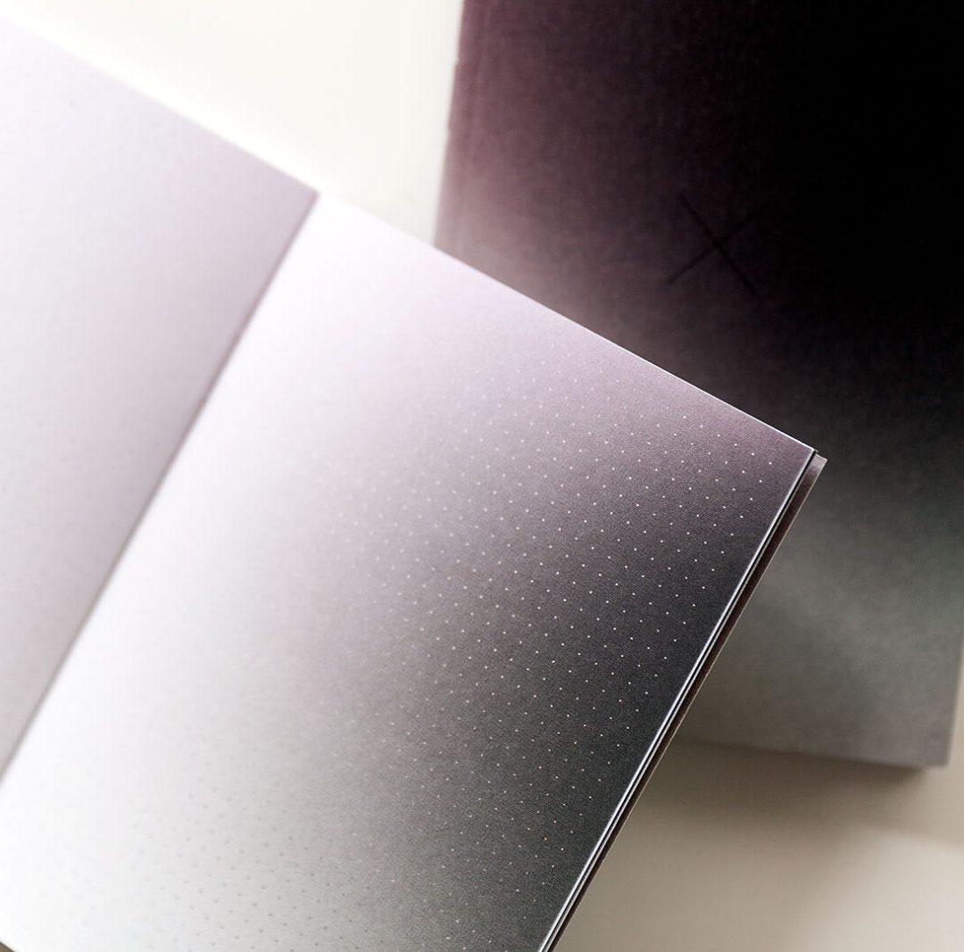 Aura notebook Elements A6 Earth | dot grid bullet journal
