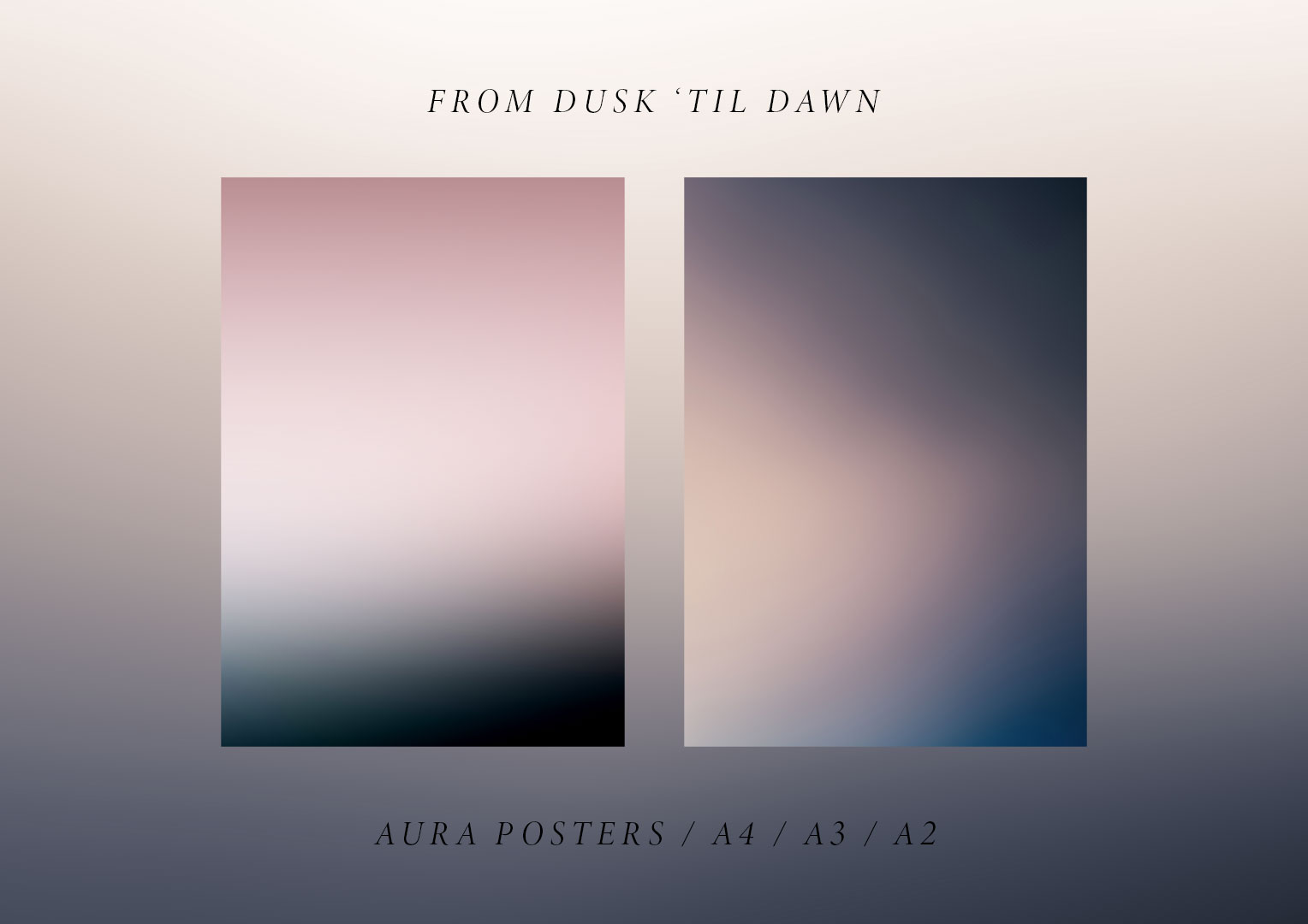 aura posters